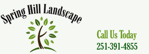 Landscape Construction and Contractor in Mobile - Spring Hill Landscape LLC Logo